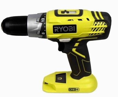 Ryobi P277 One+ 18 Volt Lithium Ion 1/2 Inch 2-Speed Drill Driver Bare Tool