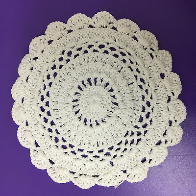 Cotton Doily for Dream Catcher Supplies - 16cm 18-20cm 35-40cm - White or Cream