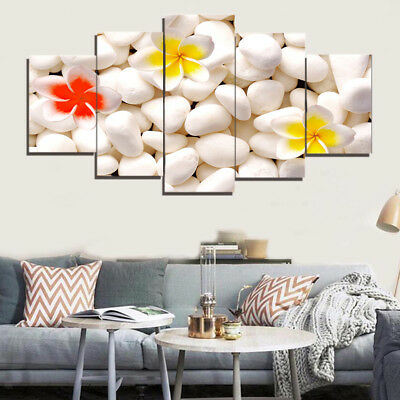 Unframed Modern Abstract Oil Painting Prints On PVC Wall Art Poster Decor #7
