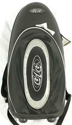 EMMC Gig Backpack Zippered Cornet Case Band Instrument Accessory Black