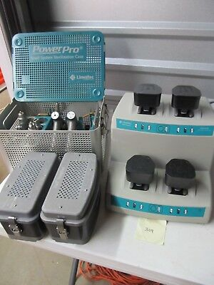 Hall Linvatec/Conmed Power Max Set With PRO 6200/ PRO 6300 & Attachments