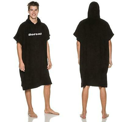 Changing Robe Surf Poncho - Thick Microfiber for Wetsuit Beach Towel Removal