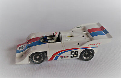 Fly Porsche 917–10 Can Am 1973 Riverside Hurley Haywood No 59 ohne Box