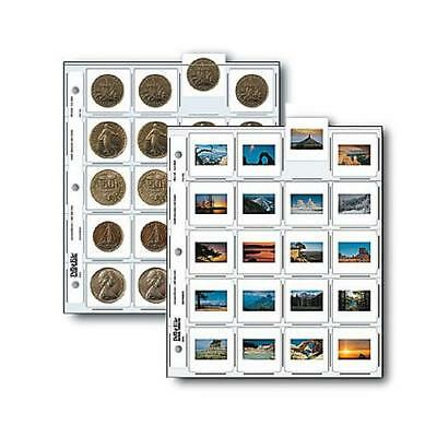 Print File 500283 Archival 35mm Slide Pages Pack of 500 #0500283