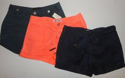 Juicy Couture Aeropostale Womens Shorts size 0 NEW EUC NWTS Wholesale LOT
