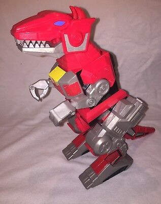 Fisher-Price Imaginext Power Rangers Red T-Rex Zord Dinosaur 2015