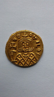 Gold Solidus Theophilus