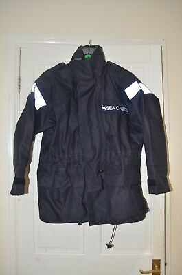 Sea Cadets - Royal Navy issue Gore-Tex Foul Weather Jacket  size160/88 xsmall