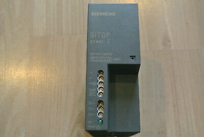 Siemens Sitop power 2 24V 2A