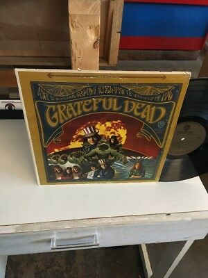 Grateful Dead ~ LP ~ OG ~ Psych ~ Gold Label ~ Jerry Garcia ~ 1689 ~ SF