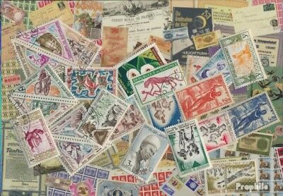 Dahomey 25 different stamps