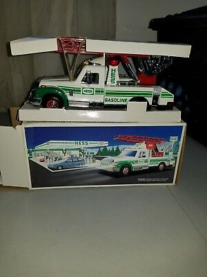 New Hess Toy Rescue Truck 1994 Collectible  *Never Opened*