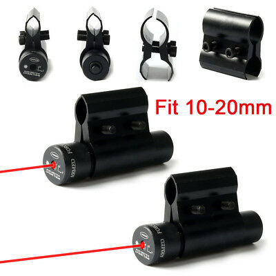 Sports Red Dot Laser Sight Scope With Mount for Pistol Picatinny Rail and Rifle