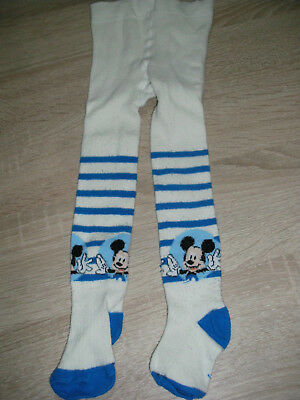 süsse Mickey Mouse Strumpfhose Gr. 74/80 TOP