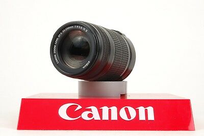 Canon Zoom Lens EF-S 55-250mm f/4-5.6 IS II Telephoto Lens #8202034408