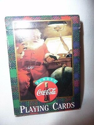 Boxed Set Of Coca-Cola Playing Cards