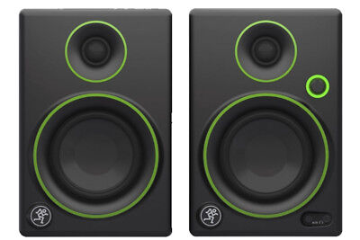 "Mackie CR3 Multimedia Speakers, 3"" Multimedia Monitors 2nd day air FREE"