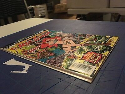 Red Sonja #1 (Jan 1977, Marvel) HIGH GRADE 1ST ISSUE! ROY THOMAS!