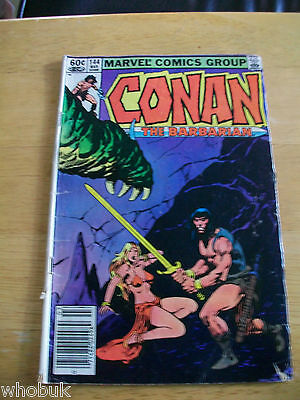 CONAN THE BARBARIAN 1970 V1 #144 Marvel