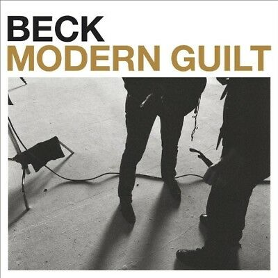 Beck - Modern Guilt  Cd New+