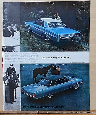1963 magazine ad for Buick, Skylark, Electra 225 photos, Above all they're Buick