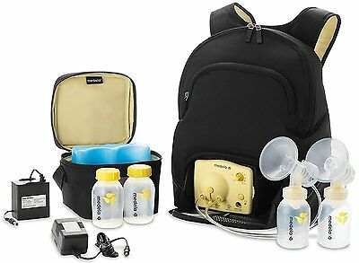 Medela Pump In Style Advanced Breast Pump Backpack **OPEN BOX**