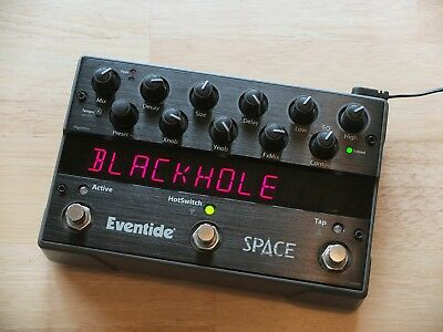 Eventide Space Reverb OVP