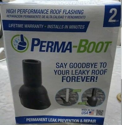 Perma-Boot 2 inch High Performance Roof Flashing