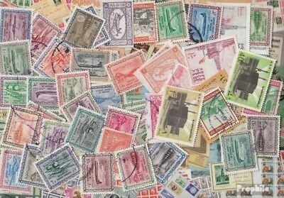 Saudi-Arabia 300 different stamps
