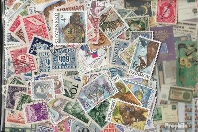 Slovakia 500 different stamps