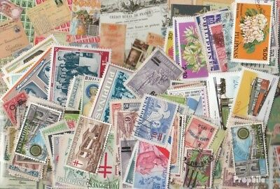 Philippines 500 different stamps