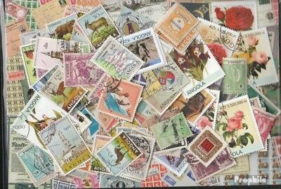 angola 300 different stamps
