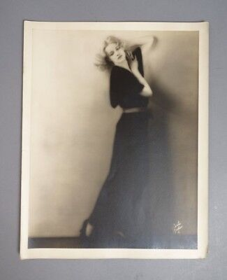 Original 1920s Portrait Photograph of Mildred Sager Ritter AKA Evan Southwell