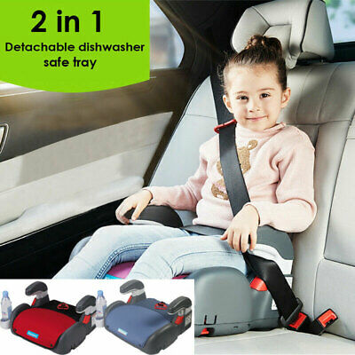 Child Car Booster Seat Chair Cushion Pad For Toddler Children Child Kids Sturdy