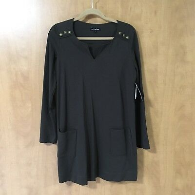 NWT Isabella Oliver Size 1 – Button Tunic Dress (US Size 4)
