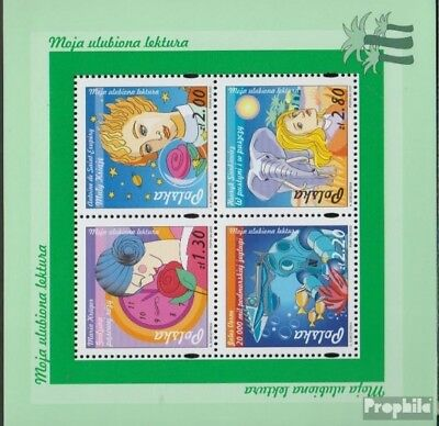 Poland block163 (complete issue) unmounted mint / never hinged 2005 Children: Ju