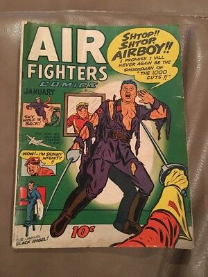 air fighters Vol 2/4 Nazi War Cover
