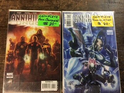 full set annihilation and conquest and all cross overs