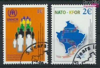 kosovo (UN-Administration) 18-19 used 2004 NATO+KFOR-Troops in kosovo (9077280