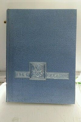 University Of Chattanooga Tennessee Moccasin Yearbook 1966