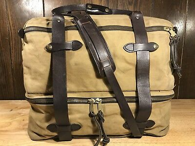 Filson Extra Large Outfitter Duffle Bag 239 Discontinued - Fantastic!