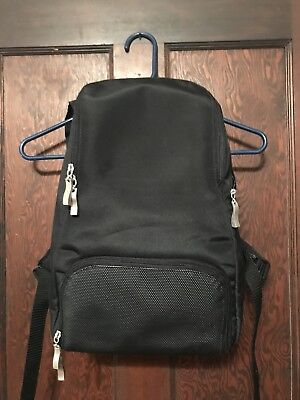 Medela replacement Pump in Style advanced Backpack BAG ONLY no breastpump black