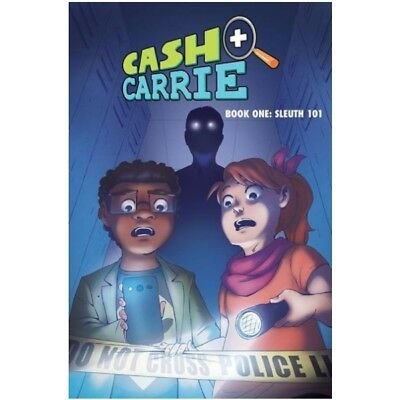 Cash and Carrie, Book 1: Sleuth 101 Brand New