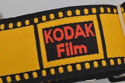 Kodak Film Canvas Neck Srap, New Condition