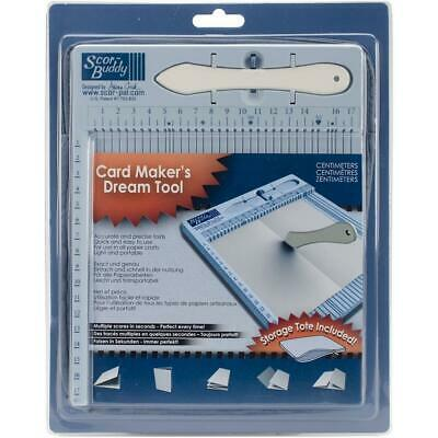 Scor-Buddy Scor-Pal Mini Scoring Board Paper Card Metric