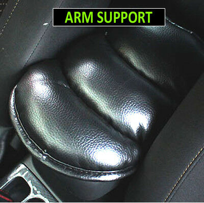 Car Armrest Wrist Support Center Console Pad Cushion Arm Rest Cover Padded Foam