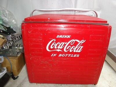 Coolers, Coca-Cola, Soda, Advertising, Collectibles | PicClick