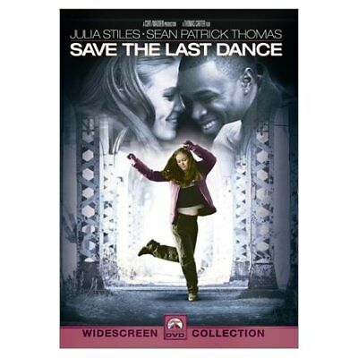 Save The Last Dance On DVD With Julia Stiles Very Good