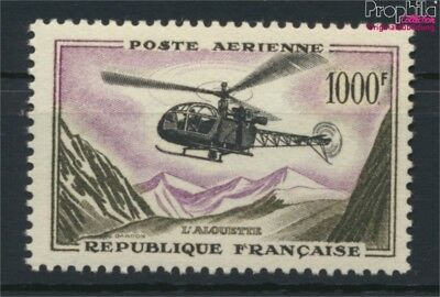 France 1177 (complete issue) unmounted mint / never hinged 1958 Airma (9119764