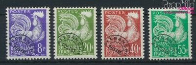 France 1235-1238 (complete issue) unmounted mint / never hinged 1959  (9119757